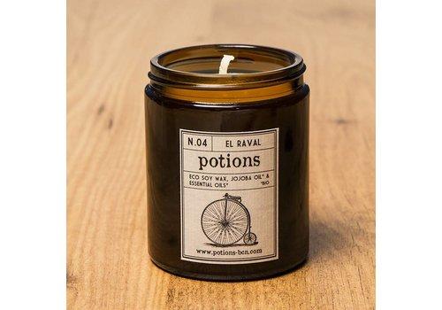 Potions Potions - Nº4 El Raval - Candle