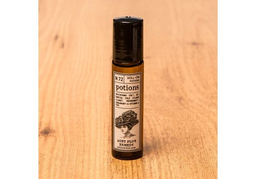 Potions Potions - Nº72 Aunt Flo's Remedy – Roll On (15 ml)