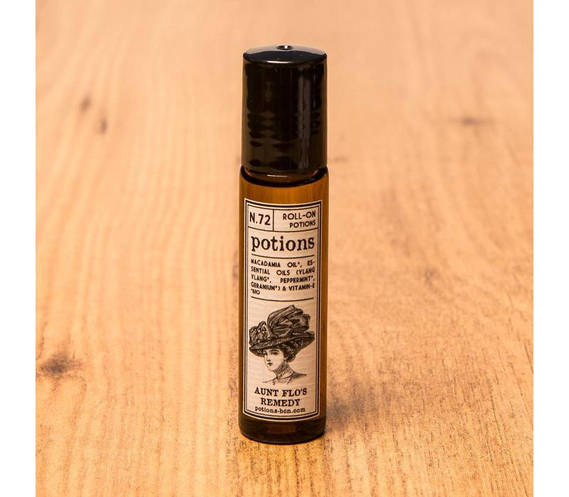 Potions - Nº72 Aunt Flo's Remedy – Roll On (15 ml)