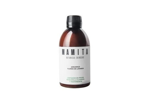 Mamita Mamita - Powder Cleanser & Nourishing and Revitalising Mask (Arrowroot and Rose Petals)