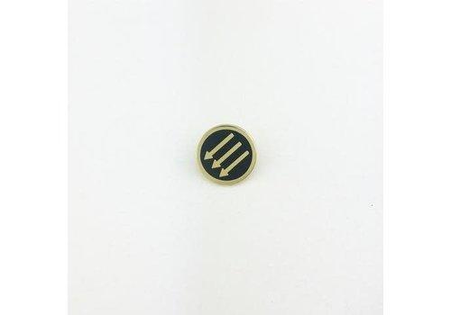 Metadope Metadope - Antifascist Lapel Pin