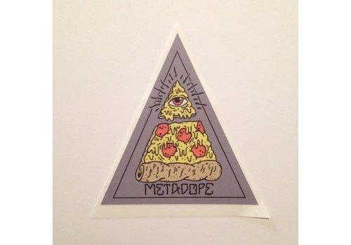 Metadope Metadope - All Seeing Pie - Sticker