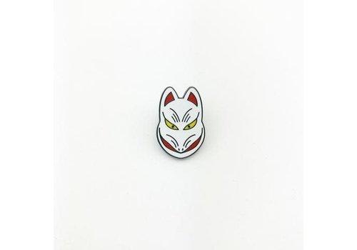 Metadope Metadope - Kitsune - Lapel Pin