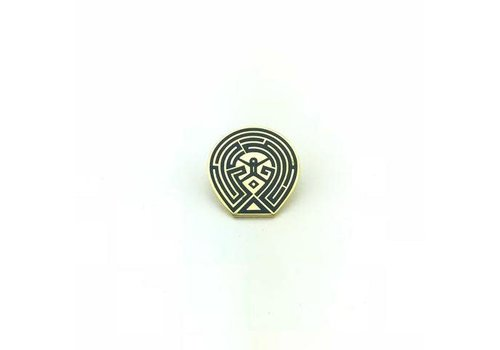Metadope Metadope - The Maze - Lapel Pin