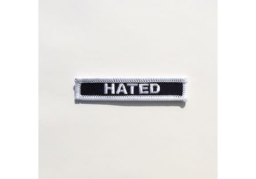 Metadope Metadope - Hated - Patch