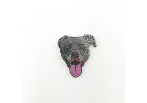 Metadope Metadope - Dark Bully - Lapel Pin