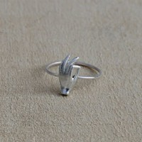 Âme Jewels - Hand Ring - Silver