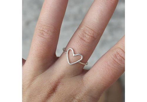 Âme Âme Jewels - Heart Ring