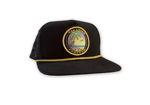 Night Watch Studios Night Watch Studios - Vacation Forever Snapback - Hat