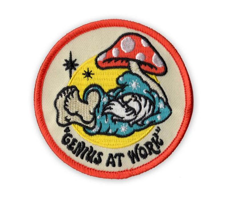 Night Watch Studios - Genius at Work - Patch