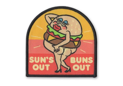 Night Watch Studios Night Watch Studios - Sun's Out Buns Out - Patch