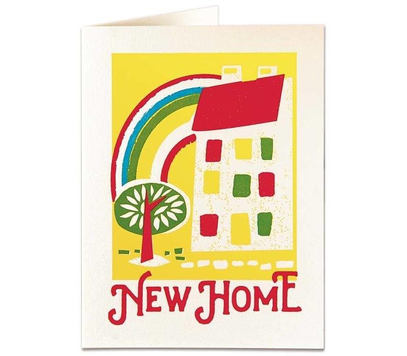 Archivist Gallery - New Home - Greeting Card