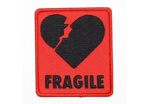 Ball & Chain Ball & Chain - Fragile - Patch