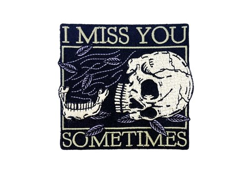 Ball & Chain Ball & Chain - Miss You - Patch