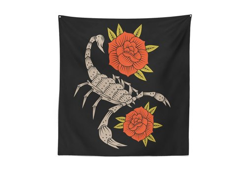 Ball & Chain Ball & Chain - Scorpion - Tapestry