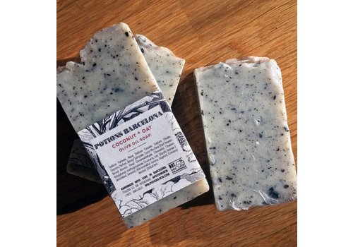 Potions Potions - Coconut and Oat (Palm Free)- Soap