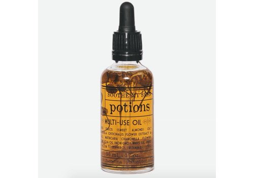 Potions Potions - N.02 Soothe My Skin – Multi-Use Oil (50 ml)