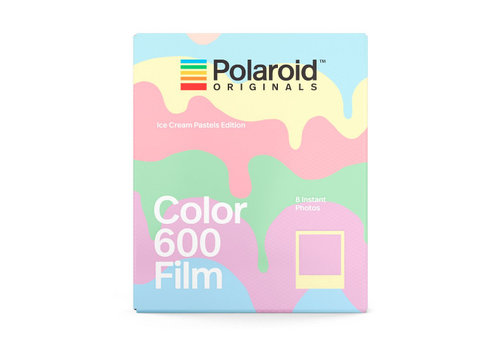 Polaroid Polaroid - Color Film 600 - Ice Cream Pastel Edition