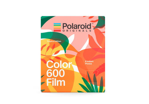 Polaroid Polaroid - Color Film 600 - Tropics Edition
