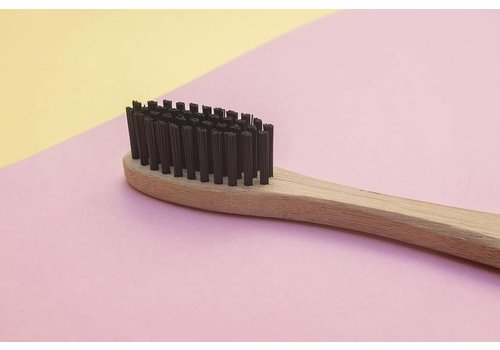 SUP - Stop Using Plastic SUP - Bamboo Toothbrush - Hard Black