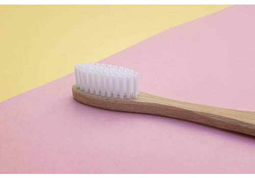 SUP - Stop Using Plastic SUP - Bamboo Toothbrush - Medium White