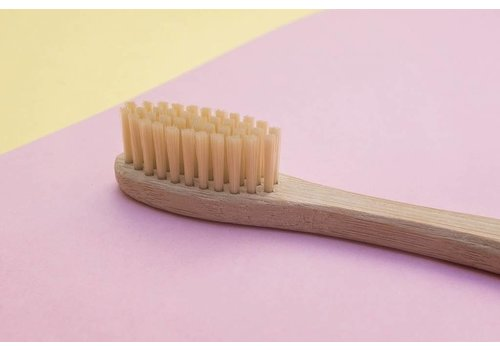 SUP - Stop Using Plastic SUP - Bamboo Toothbrush - Soft Beige