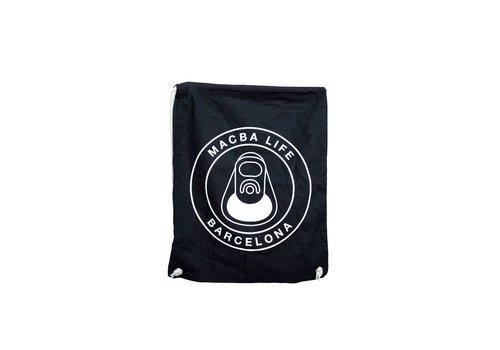 Macba Life Macba Life - Brand Logo Totebag - Black