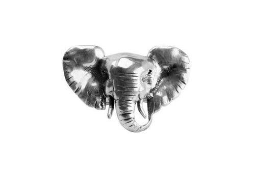 Michi Roman Michi Roman - Elephant Ring - Silver