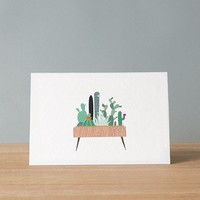 Ask Alice - Cactus Gift Card