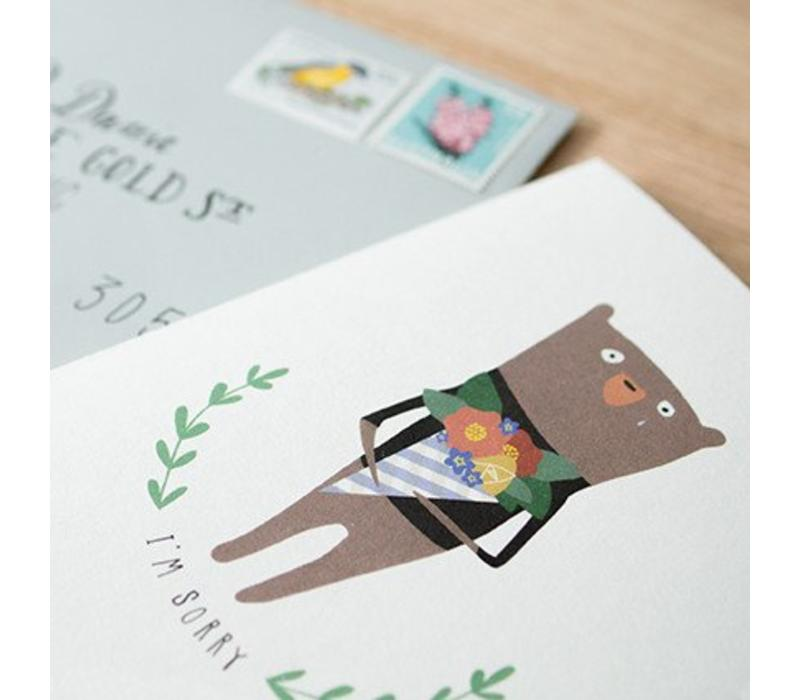 Ask Alice - I'm Sorry Gift Card