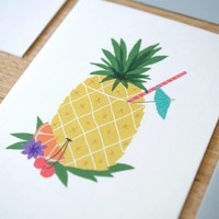 Ask Alice - Pineapple Cocktail Gift Card