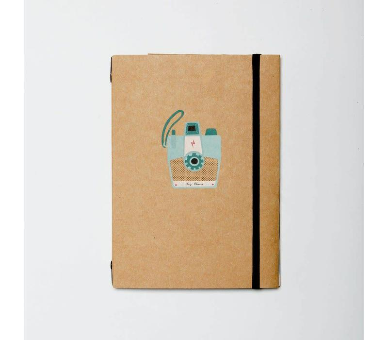 Ask Alice - Camera Pocket Notebook