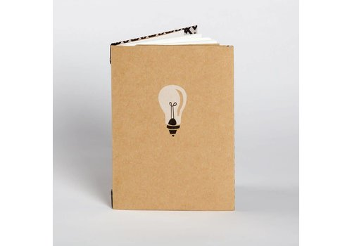 Ask Alice Ask Alice - Lightbulb Pocket Notebook
