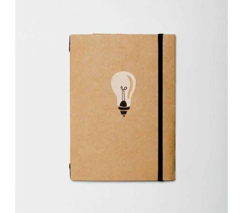 Ask Alice - Lightbulb Pocket Notebook
