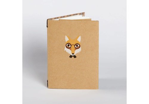 Ask Alice Ask Alice - Fox Pocket Notebook
