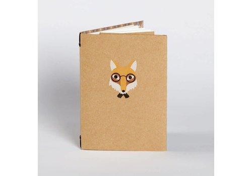 Ask Alice Ask Alice - Fox Pocket Notebook