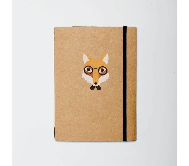 Ask Alice - Fox Pocket Notebook