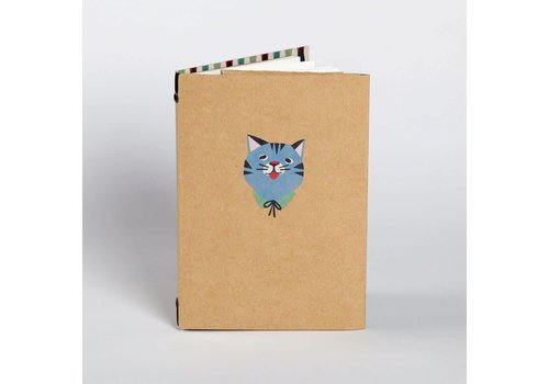 Ask Alice Ask Alice - Kitty Cat Pocket Notebook