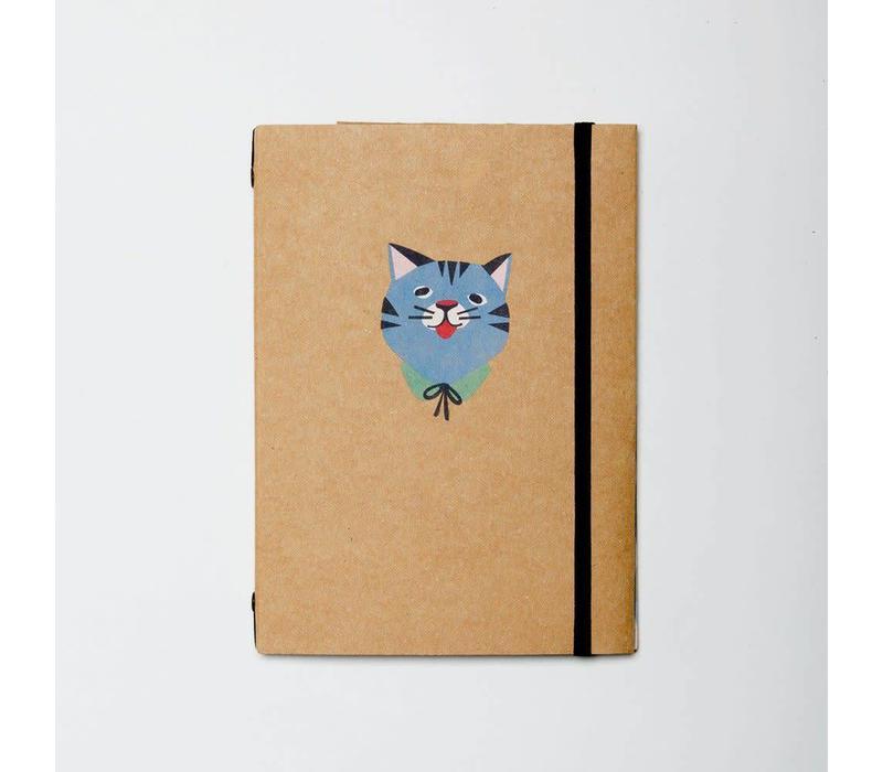 Ask Alice - Kitty Cat Pocket Notebook