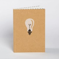 Ask Alice - Lightbulb Boxed Notebook