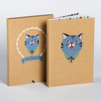 Ask Alice - Kitty Cat Boxed Notebook