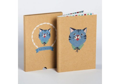 Ask Alice Ask Alice - Kitty Cat Boxed Notebook