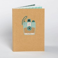 Ask Alice - Camera Boxed Notebook