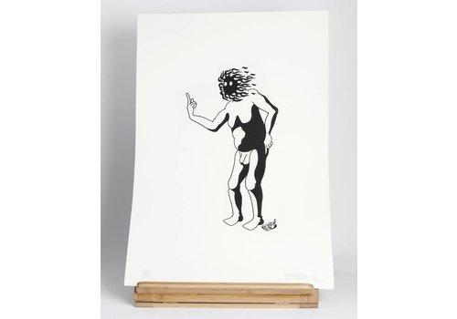 El Puto Ken El Puto Ken - Nude Dude - Print