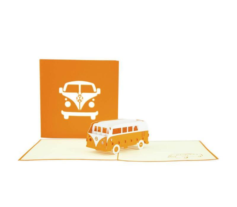 XiuXiu - Hippie Kombi - Greeting Card