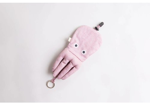 Don Fisher Don Fisher - Pink Octopus - Keychain