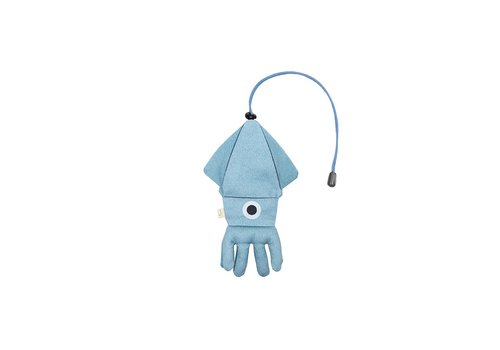 Don Fisher Don Fisher - Blue Squid - Keychain