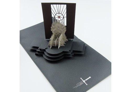 XiuXiu XiuXiu - Iron Throne - Greeting Card
