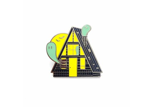 Lost Lust Supply Lost Lust Supply - Haunted A-Frame - Pin