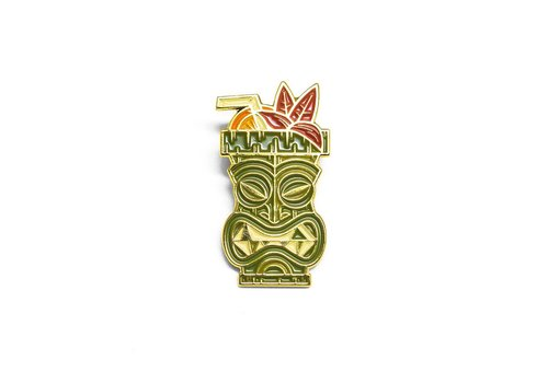 Lost Lust Supply Lost Lust Supply - Tiki Drink - Pin